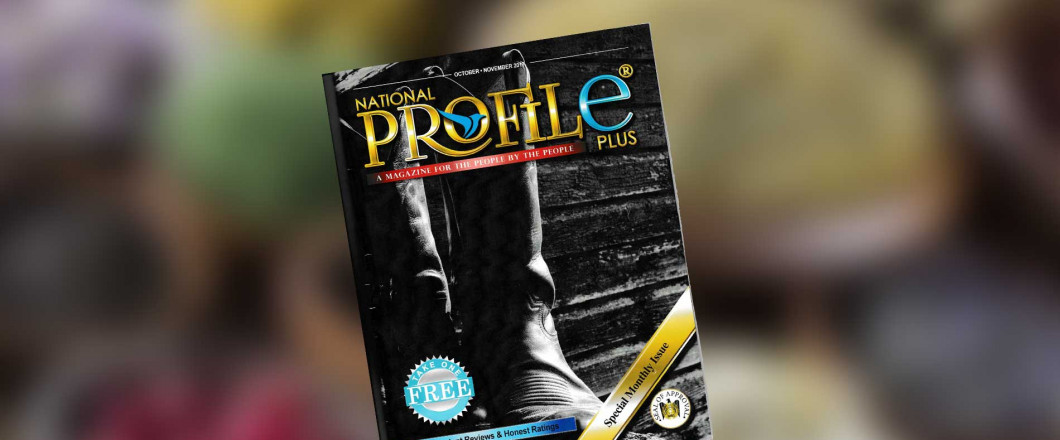 Proudly featured in the October-November 2017 Issue of Profile Plus!